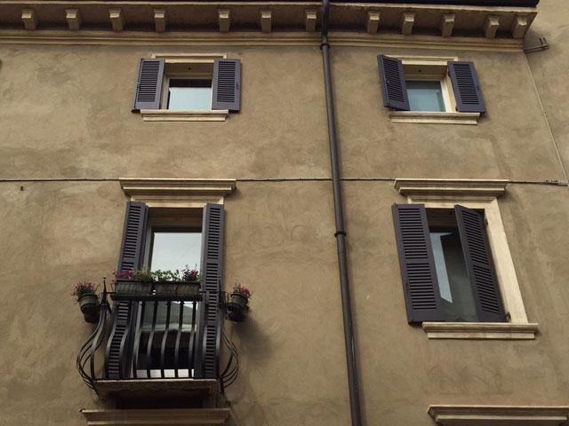 Esempio di infissi Verona